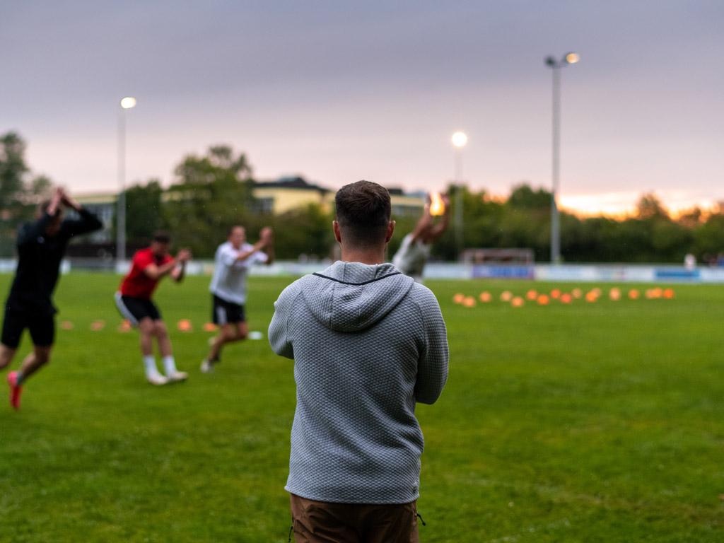 Athletik Haag - 1